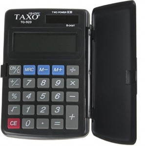 Kalkulator Taxo Graphic TG-920