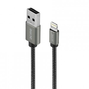 ACME Europe Kabel CB2031G Lightning - USB Typ-A 1m