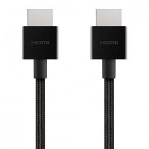 Belkin Kabel HDMI Ultra HD 4K/8K High Speed 1m czarny