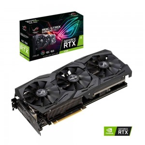 Asus Karta graficzna GeForce RTX 2060 OC STRIX 6GB GDDR6 192BIT 2HDMI/2DP