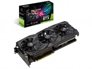 Asus Karta graficzna GeForce RTX 2060 STRIX 6GB GDDR6 192BIT 2HDMI/2DP
