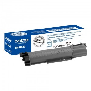 Brother Toner TN-B023 czarny 2000str do B2080/B7520/B7715