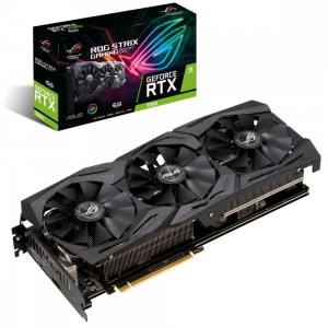 Asus Karta graficzna GeForce RTX 2060 ROG STRIX 6GB GDDR6 192BIT 2HDMI/2DP