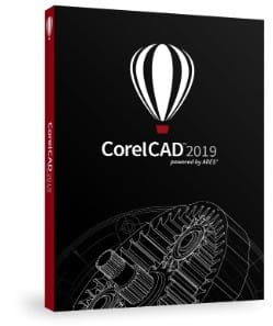 Corel CorelCAD 2019PL Win/Mac DVD Box    CCAD2019MLPCM
