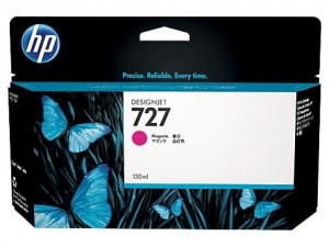 HP Inc. Tusz HP 727 130 ml Magenta B3P20A