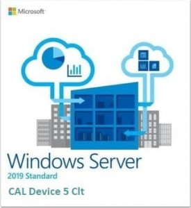 Dell ROK Win Svr CAL 2019 Device 5Clt