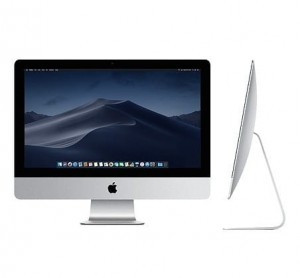 Apple iMac 21.5 Retina 4K: i5 3.0GHz 6-core 8th/8GB/1TB Fusion Drive/Radeon Pro 560X 4GB GDDR5