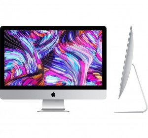 Apple iMac 27 Retina 5K: i5 3.7GHz 6-core 9th/8GB/2TB Fusion Drive/Radeon Pro 580X 8GB GDDR5