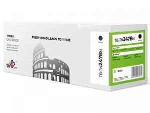 TB Print Toner do Brother TN247B TB-TN247BN BK 100% nowy