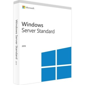 Hewlett Packard Enterprise Oprogramowanie ROK Windows Server Standard 2019(16-Core)PL P11058-241