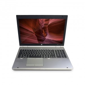 "Laptop poleasingowy HP EliteBook 8570p 15,6"" i7-3520M 256SSD 8GB GW12"