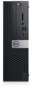 Dell Komputer Optiplex 7070 SFF W10Pro i7-9700/16GB/512GB SSD/Intel UHD 630/DVD RW/KB216 & MS116/3Y BWOS