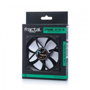 Fractal Design Dynamic X2 GP-12 White