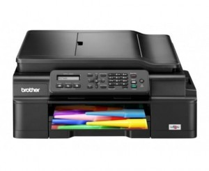 Brother AiO MFC-J200 A4 kolor USB/WLAN/FAX/27ppm/100arkuszy