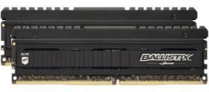 Ballistix DDR4 Elite 16GB(2*8GB) /3466 CL16 SR x8