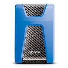 Adata DashDrive Durable HD650 2TB 2.5'' USB3.1 Niebieski