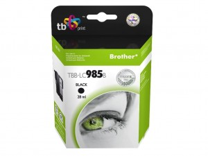 TB Print Tusz do Brother LC 985 TBB-LC985B BK
