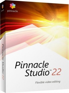 Corel Pinnacle Studio 22 Std PL/ML Box   PNST22STMLEU