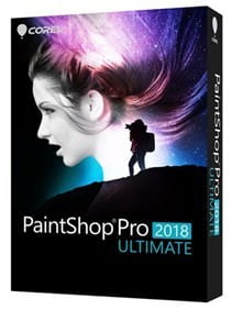 Corel PaintShop Pro 2018 ML Ult BOX  PSP2018ULMLMBEU