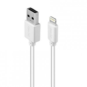 ACME Europe Kabel Lightning - USB Typ-A 1m CB1031W