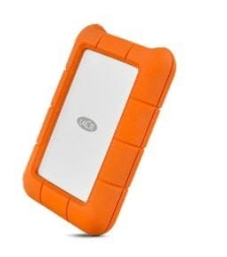 LaCie Rugged 1TB USB 3.1 2,5'' STFR1000800