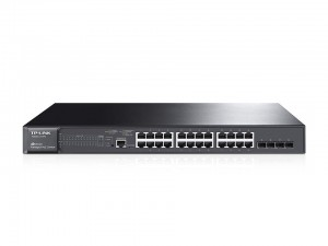 TP-LINK T2600G-28MPS Switch Smart 24xGb 4xSFP