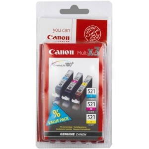 Canon ColorPack CLI521 CLI-521CMY