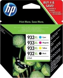 HP Inc. 932XL/933XL Combo Pack C2P42AE
