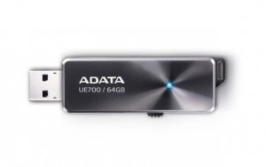 Adata Dashdrive Elite UE700 64GB USB3.0 Aluminium