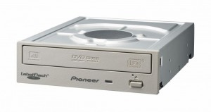 Pioneer DVD-RW  RECORDER WEW SATA Retail Beige Label Flash