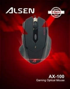 A-team AX100 - mysz gaming