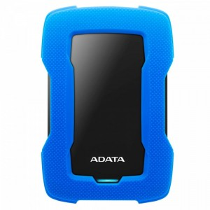 Adata Durable Lite HD330 1TB 2.5'' USB3.1 Niebieski
