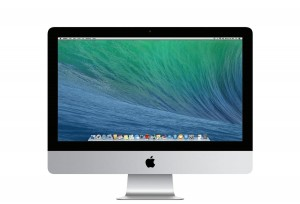 Apple iMac 21.5. i5 2.3GHz/8GB/1TB HDD/Intel Iris Plus 640