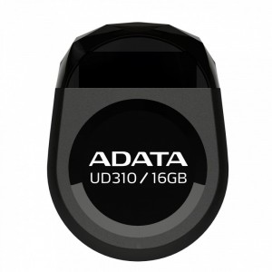 Adata DashDrive Durable UD310 16GB USB2.0 czarny - micro