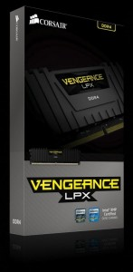 Corsair DDR4 Vengeance LPX 8GB/2666 BLACK CL16-18-18-35 1.20V XMP2.0