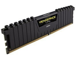 Corsair DDR4 Vengeance LPX 8GB/2400 BLACK CL16-16-16-39 1.20V
