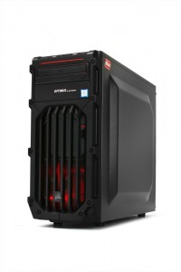 OPTIMUS E-Sport MB360T-CR2 i5-8400/8GB/1TB+250/1060 3GB/W10H