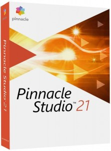 Corel Pinnacle Studio 21 Std PL/ML Box   PNST21STMLEU