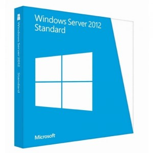 Dell ROK  Windows Server 2012 Standard R2