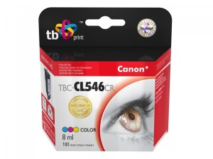 TB Print Tusz TB do Canon PIXMA iP2850/MG2950/2550/2450/MX495 TBC-CL546CR ref.