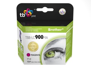 TB Print Tusz do Brother LC 900 TBB-LC900MA MA