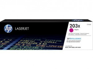 HP Inc. 203X Magenta Toner Cartridge CF543X