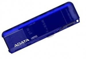 Adata DashDrive UV110 16GB USB2.0 niebieski
