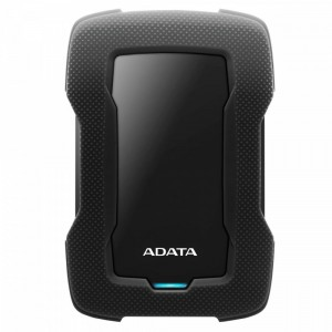 Adata Durable Lite HD330 1TB 2.5'' USB3.1 Czarny