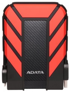 Adata DashDrive Durable HD710 1TB 2.5'' USB3.1 Czerwony