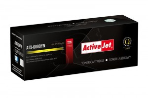 Toner Yellow ActiveJet ATX-6000YN do drukarki Xerox–  zamiennik 106R01633