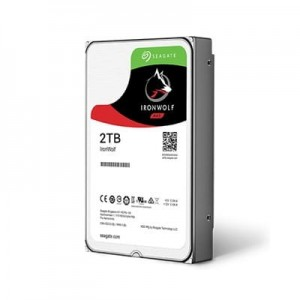 Seagate IronWolf 2TB 3,5'' 64MB ST2000VN004