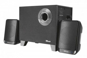Trust Evon Wireless 2.1 Speaker set with bluetooth