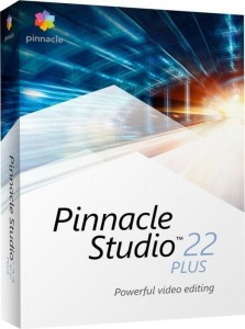 Corel Pinnacle Studio 22 Plus PL/ML Box   PNST22PLMLEU