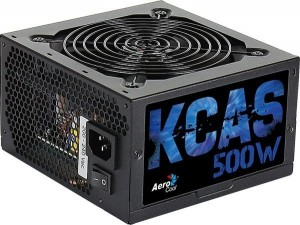 AeroCool KCAS 500W 80PLUS BRONZE ATX BOX
